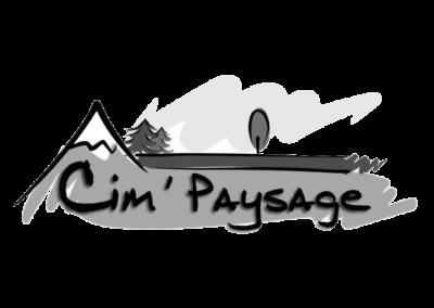 logo Cim Paysage NB