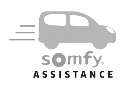 logo Somfy Assistance NB