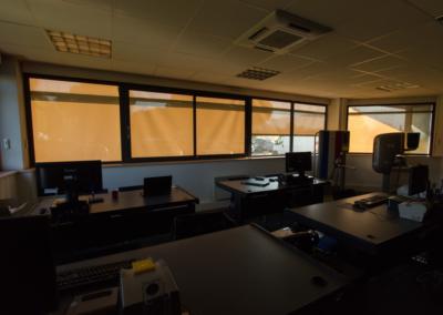 Store intérieur bureau entreprise
