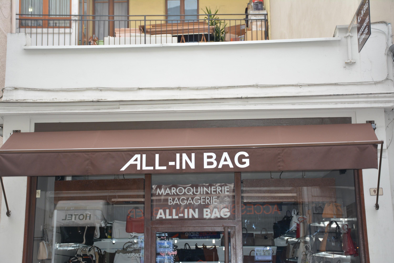 All-In Bag maroquinerie bagareie